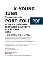 Jung Takyoung Biography - French