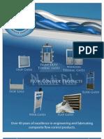 Plasti-Fab, Inc. Fiberglass Gate Brochure