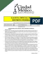 norma ambiental del distrito federal y programas de manejo de las barrancas