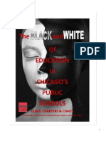 The Black and White of Education in Chicago Public Schools