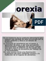 Anorexia Nutrición