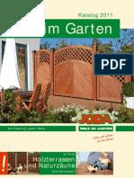 Holz Im Garten 2011
