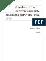 Crime in States