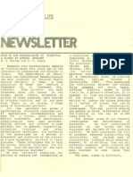 Tinnitus Today January 1986 Vol 11, No 1