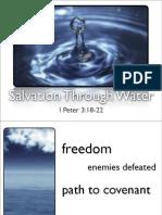 Salvation Through Water