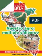 La Revista Agraria Nº 146 - Noviembre 2012