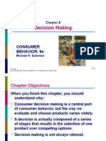 Consumer Behavior Chapter 8