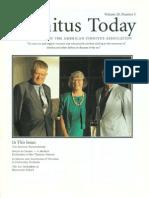 Tinnitus Today September 1995 Vol 20, No 3