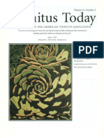 Tinnitus Today June 1996 Vol 21, No 2