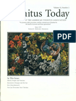 Tinnitus Today June 1997 Vol 22, No 2
