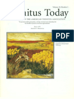 Tinnitus Today March 1998 Vol 23, No 1
