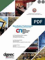 RESULTADOS PRELIMINARES - UNIDADES ECONÓMICA NO FINANCIERAS - CENSO ECONÓMICO NACIONAL 2011 - PARAGUAY - PORTALGUARANI