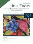 Tinnitus Today September 1998 Vol 23, No 3