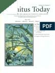 Tinnitus Today December 1999 Vol 24, No 4
