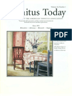 Tinnitus Today March 1999 Vol 24, No 1