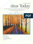 Tinnitus Today September 1999 Vol 24, No 3