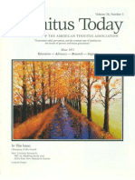Tinnitus Today September 1999 Vol 24, No 3