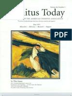 Tinnitus Today September 2001 Vol 26, No 3