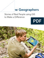 The New Geographers