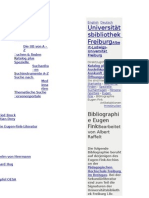 Bibliografia Fink