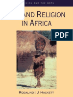 Art & Religion in Africa
