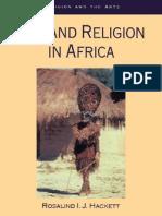 Art & Religion in Africa