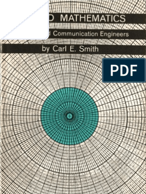 Applied Mathematics for Radio and Communication Engineers by Carl E