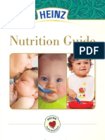 Heinz Nutrition Guide