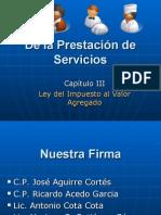 Iva PrestaciÓn de Servicios