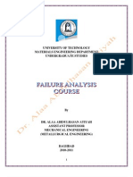 Failure Analysis Lectures2011