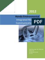 Honda Final