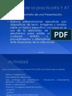 Unidad#1 Practica#6 Y 7.pptx