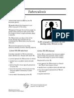 Tuberculosis Fact Sheet