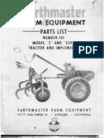 Earthmaster Farm Equipment