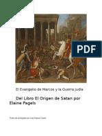 El Evangelio de Marcos y La Guerra Judia