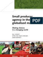 Small producer agency in the globalised market. Making choices in a changing world - IIED/HIVOS New Book with DTR-IC/Rimisp contribution