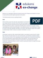 Edukans Koppelingen Newsletters From Our Son in Malawi