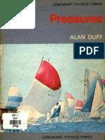 Alan Robert Duff Pressures Longman Physics Topics 1969