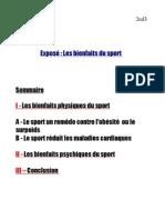 Les Bienfaits Du Sports(1)