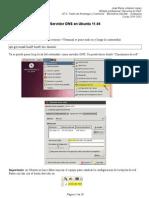 Configuracion DNS Ubuntu