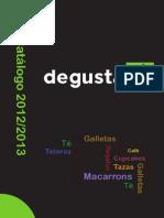 CATALOGO DEGUSTATE 2012/13