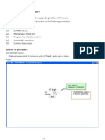 Pasolink NEO Version Up Procedure