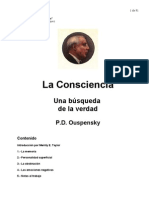 17418759 Ouspensky PD La Con Ciencia