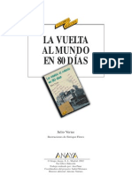 Cuaderno Anaya - Vuelta al Mundo.