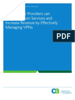 Managing VPNs, CA