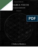 Drunvalo Melchizedek-Floarea Vieţii 1