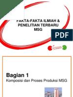 Presentasi MSG Safety