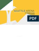 Seattle Arena Proposal