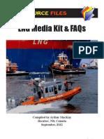 LNG Media Kit & Faqs