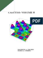 Calculo Diferencial e Integral II - Mauricio A1 Vilches e Maria L Correa